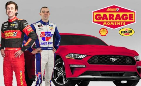 Advance Auto Parts Father's Day Garage Moments Contest