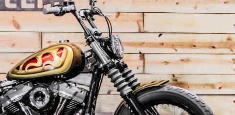 Buffalo Chip Stampede Bike Giveaway
