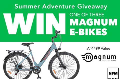 Summer Adventure Bike Giveaway!