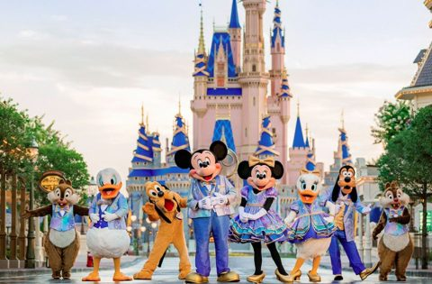 D23 Disney Magical 50th Celebration Sweepstakes