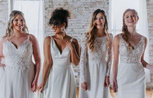 Kennedy Blue Wedding Dress Giveaway