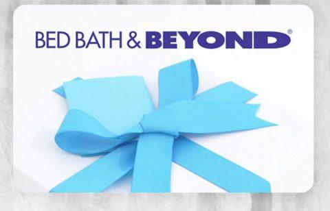Bed Bath & Beyond Home Happier Giveaway