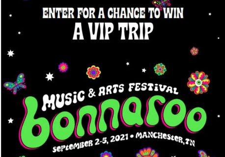 Gildan Bonnaroo Music and Arts Festival Sweepstakes