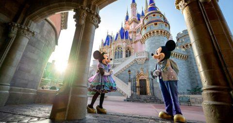 Magic Lamp Vacations Walt Disney World Vacation Giveaway