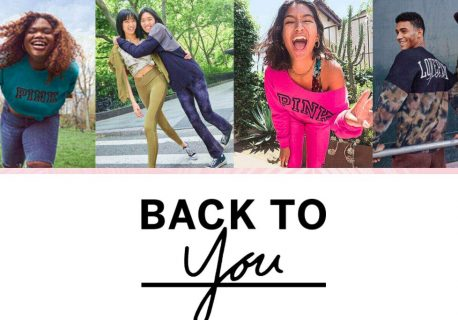 PINK Back to You Sweepstakes