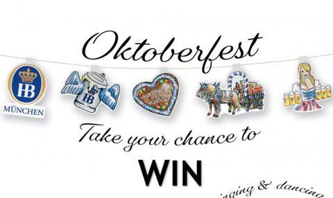 Hofbrau Oktoberfest Sweepstakes