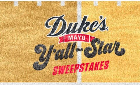Duke's Mayo Y'all Star Sweepstakes