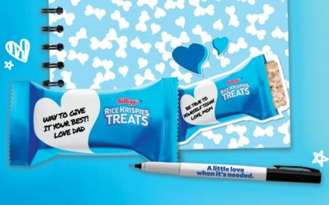 Rice Krispies Treats 365 Days of Love & Support Sweeptakes