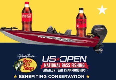 U.S. Open National Bass Fishing Amateur Championships Sweepstakes