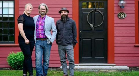 HGTV Houses with History $5K Giveaway