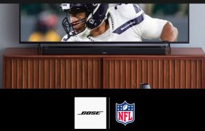 Bose & NFL Fan Cave Upgrade Sweepstakes