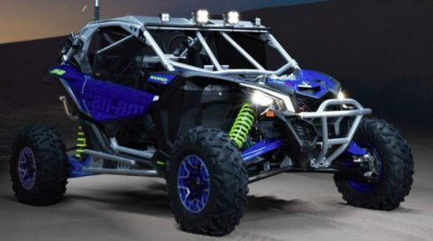 Can-Am Win A Weekend At Glamis Sweepstakes