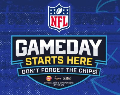 Frito-Lay Game Day Starts Here Sweepstakes