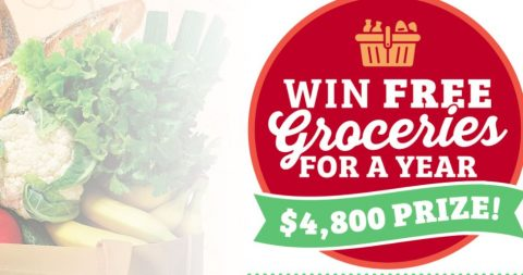 The Leader Free Groceries for a Year Sweepstakes