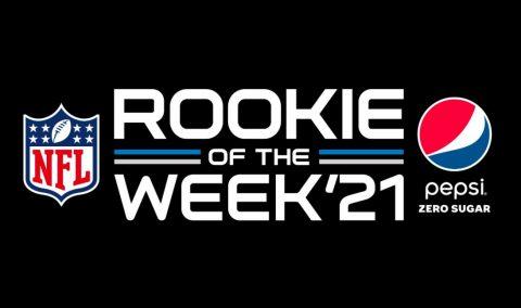 Pepsi Rookie Of The Week Sweepstakes