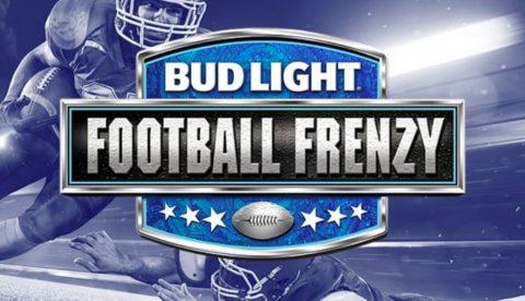 Bud Light Football Frenzy Sweepstakes