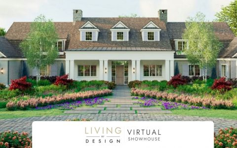 Living By Design Showhouse Sweepstakes