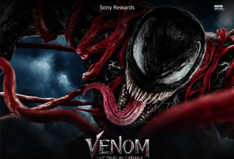 Sony Rewards Venom: Let There Be Carnage Sweepstakes