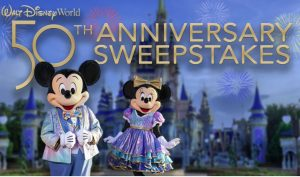 The View's Walt Disney World 50th Anniversary Trip Sweepstakes