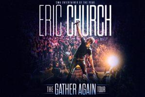 SiriusXM Eric Church The Gather Again Tour Sweepstakes