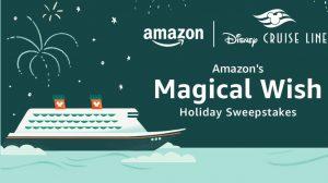 Amazon's Magical Wish Holiday Sweepstakes