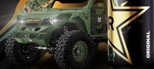 Rockstar Energy & Halo Sweepstakes