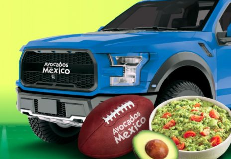 Avocados From Mexico Guac the Tailgate Sweepstakes