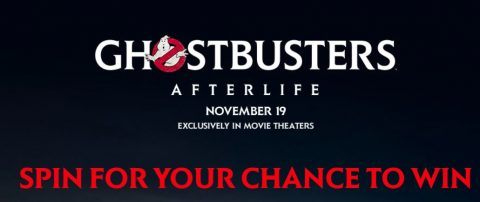Sony Rewards Ghostbusters Afterlife Giveaway