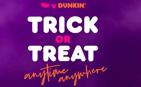Dunkin' Donuts Halloween Instant Win Game
