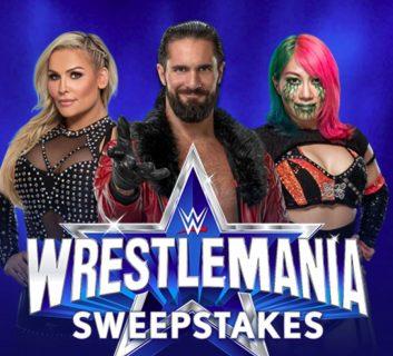 Credit One Bank WWE WrestleMania 38 Sweepstakes