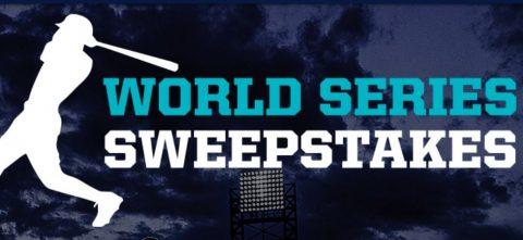 MLB FTX World Series Sweepstakes